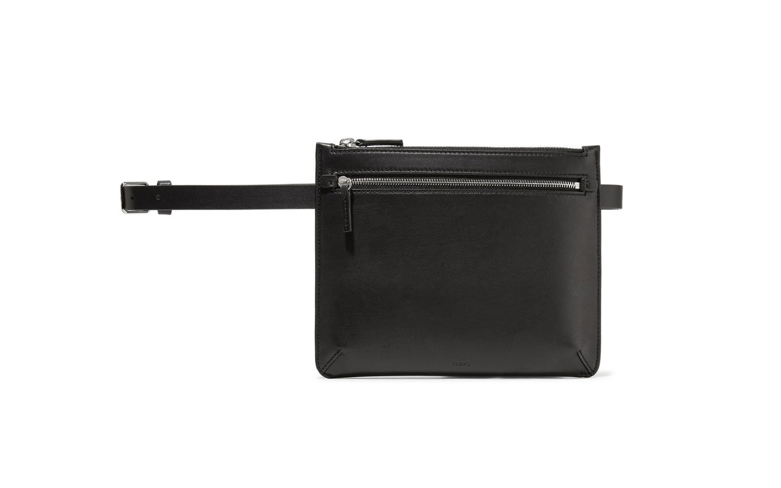Theory Leather Belt Bag