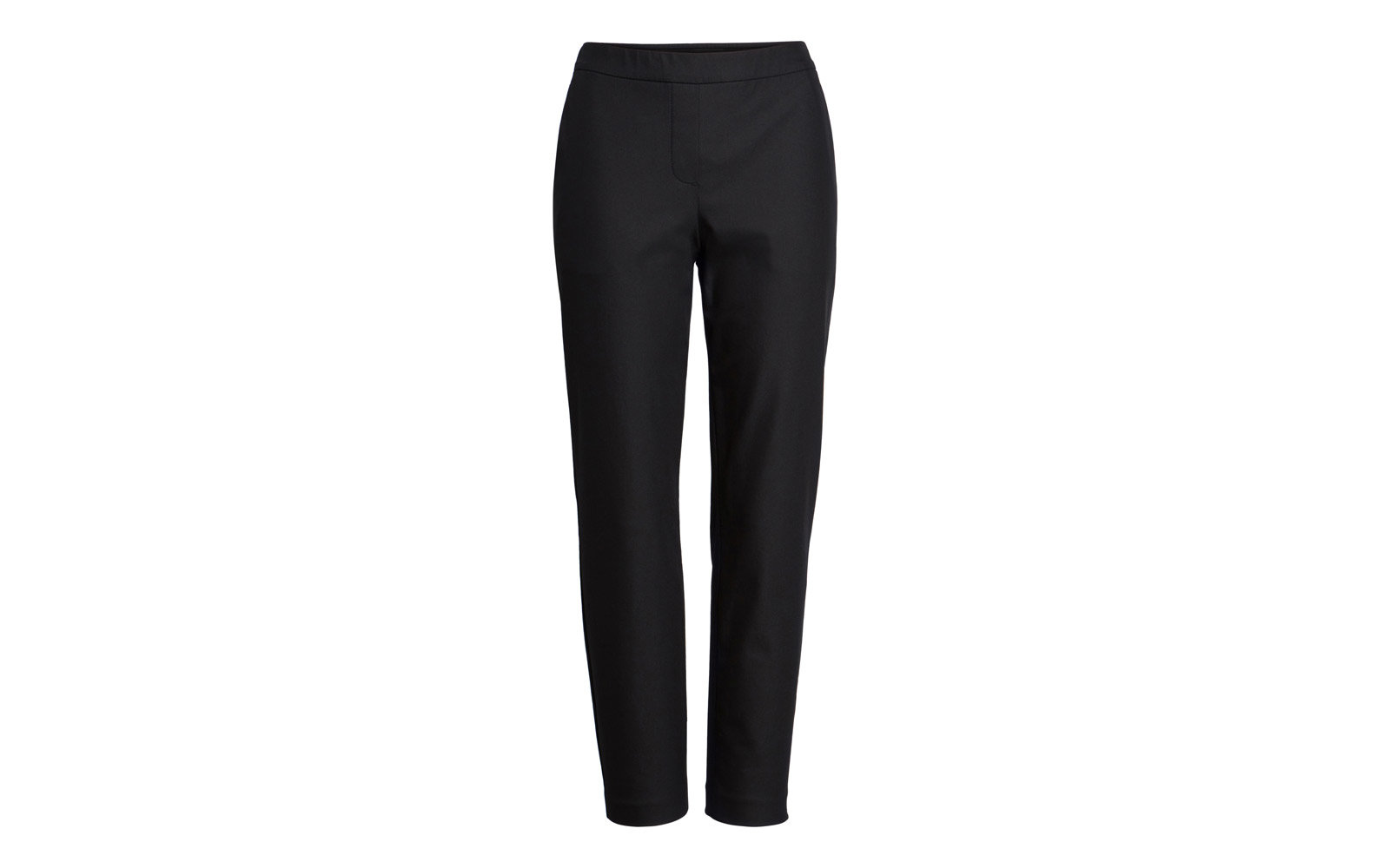 Theory Cropped Stretch Pants