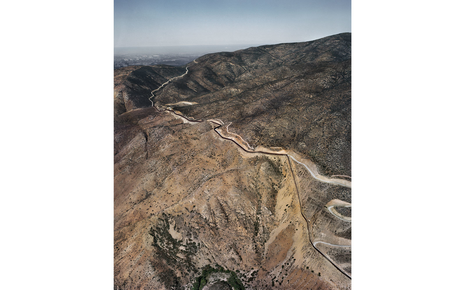 In Photographs: Mexico/U.S. Border