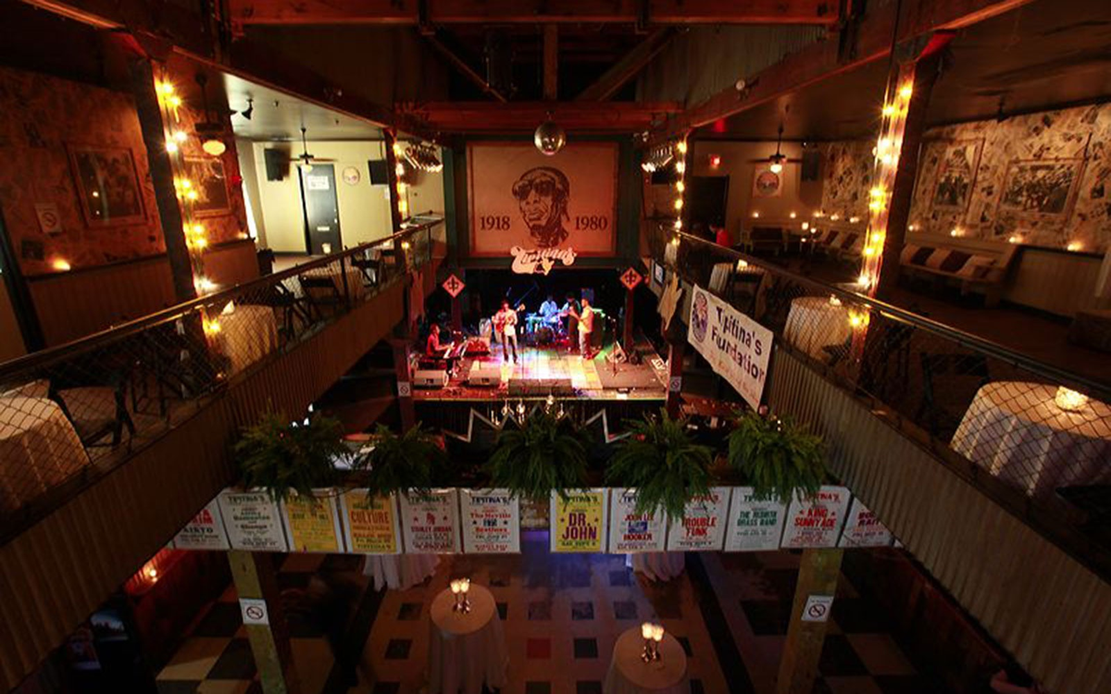 Tipitina's, New Orleans