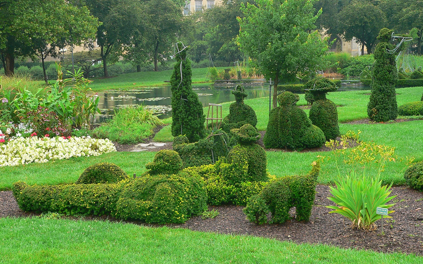 The Topiary Park, Columbus, OH