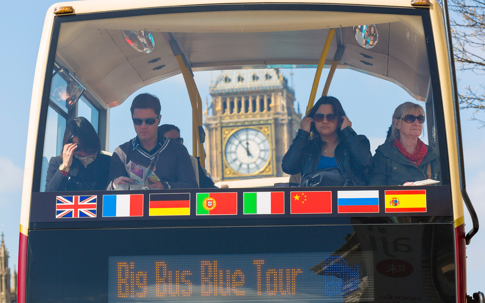 Tourism in London
