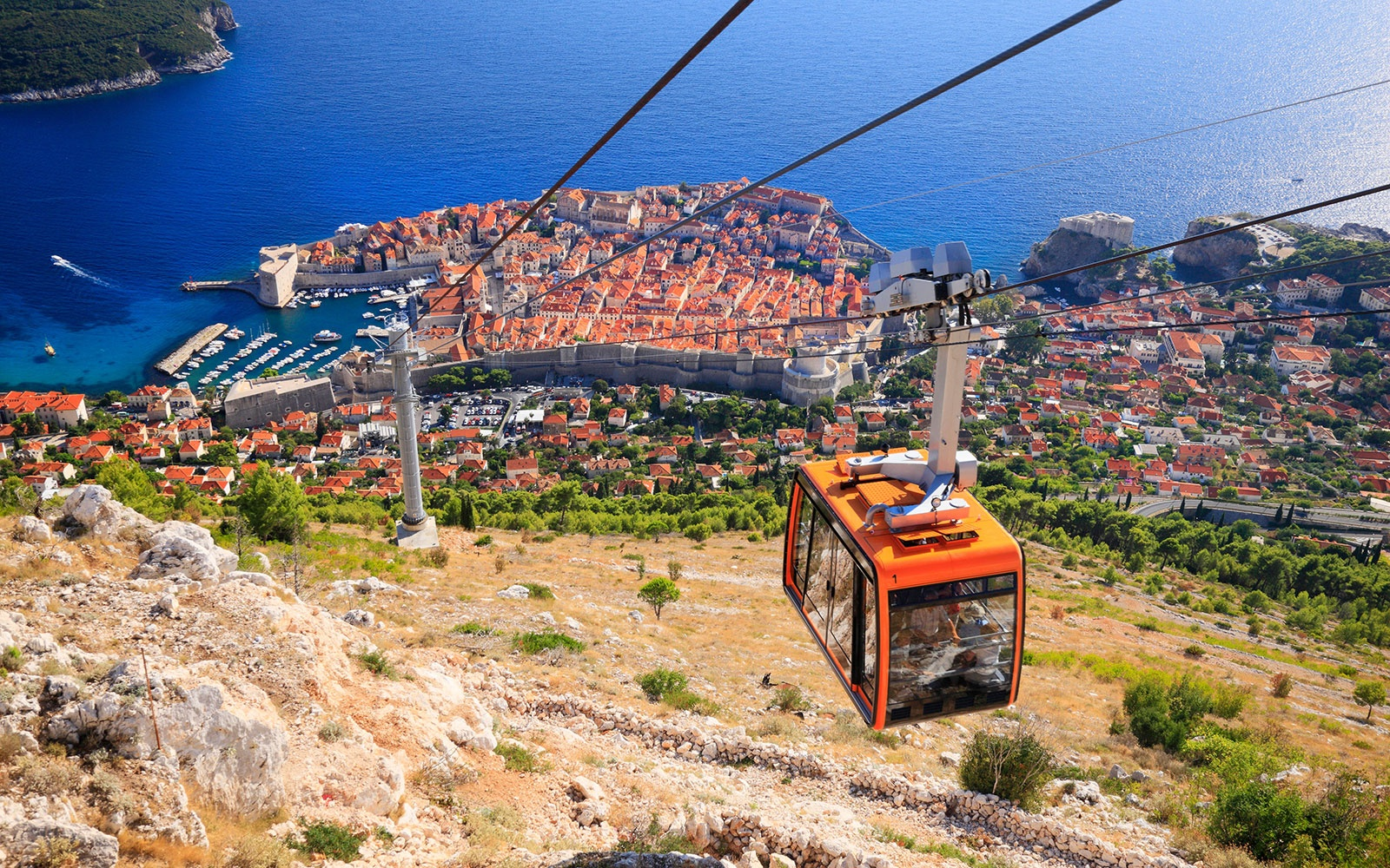 Dubrovnik Cable Car, Croatia