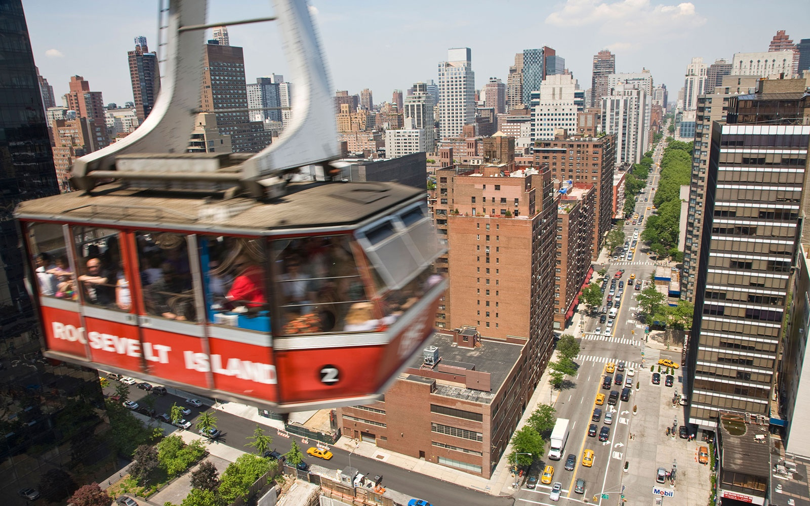 Roosevelt Island Tram, New York City