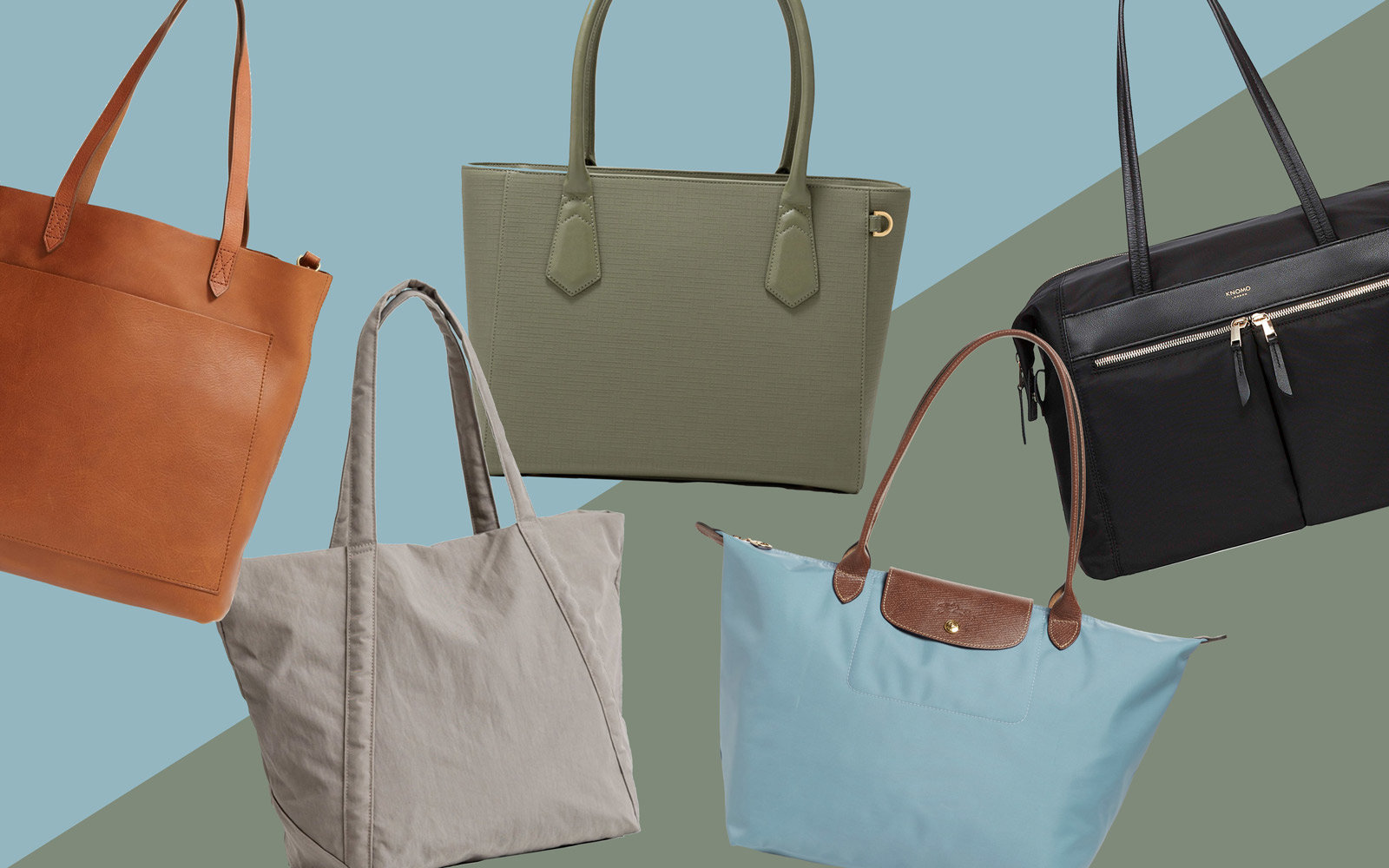The 15 Best Tote Bags For All Your Travel Needs