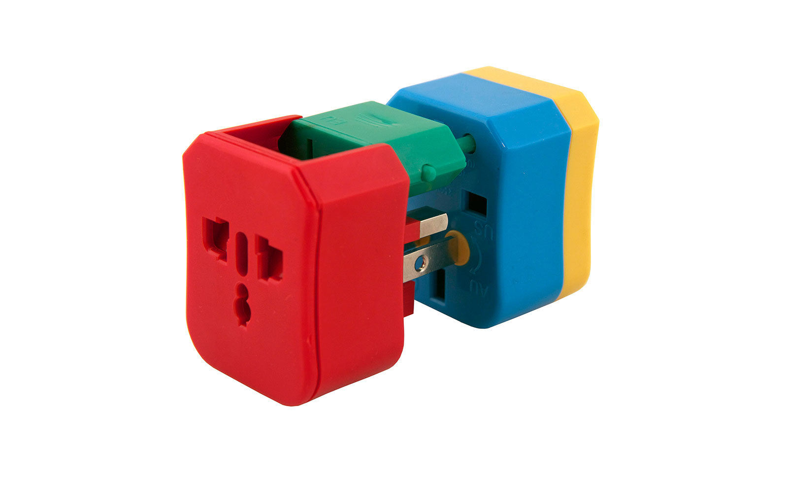 Travel Wedding Gifts 4 In 1 Adapter