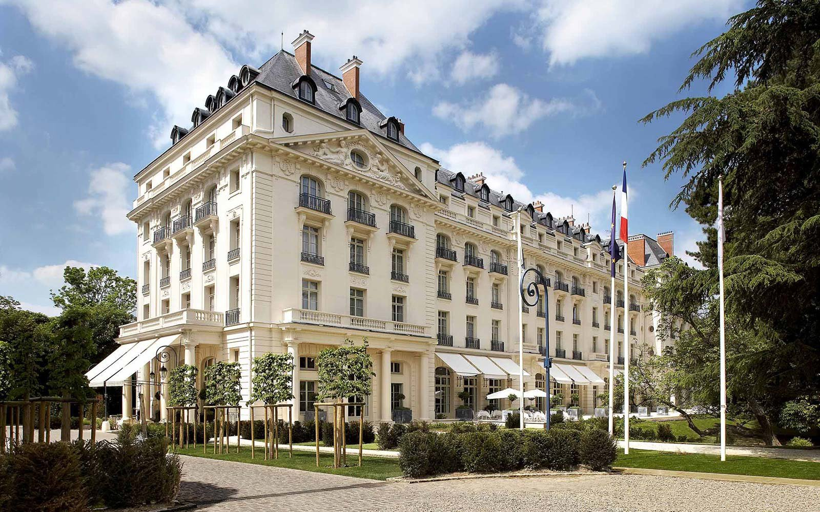 Trianon Palace Waldorf Astoria