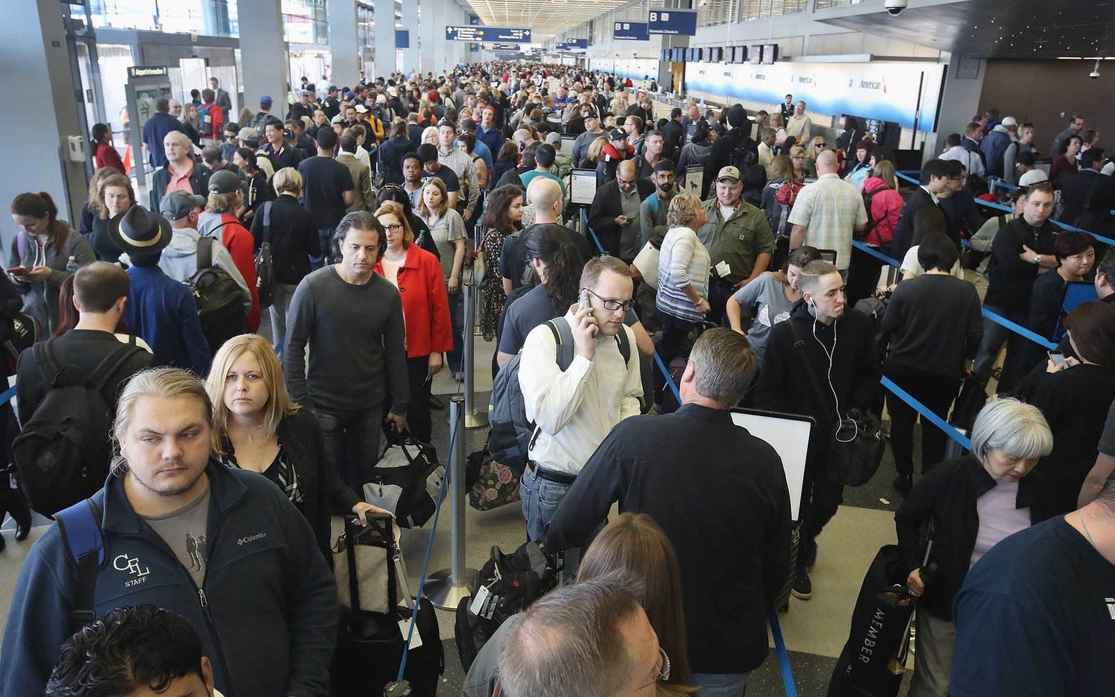 everything you need to know about this summer s insane tsa lines