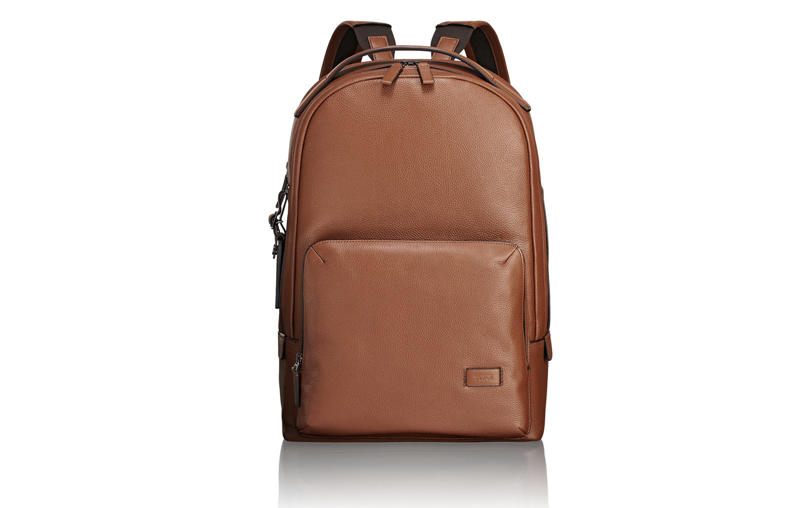 Tumi Webster Leather Backpack