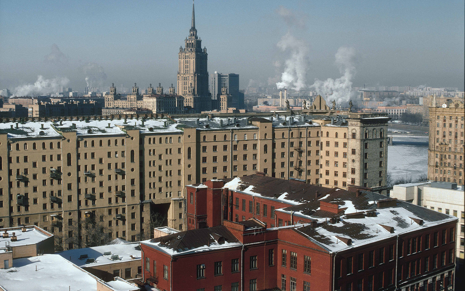 1. Moscow, Russia