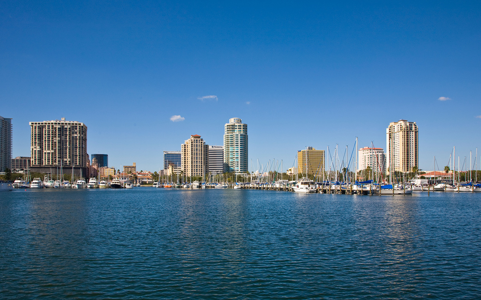 30. St. Petersburg, Florida, U.S.