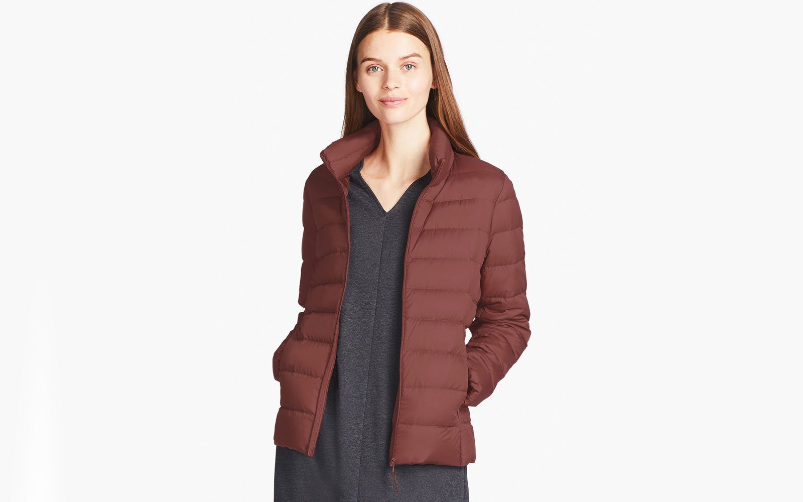 Uniqlo Padded Bench Coat
