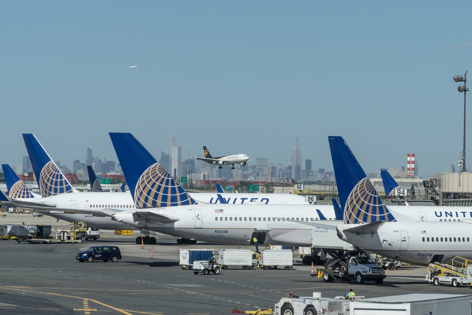 Passenger 'smearing feces' causes United Airlines flight to redirect
