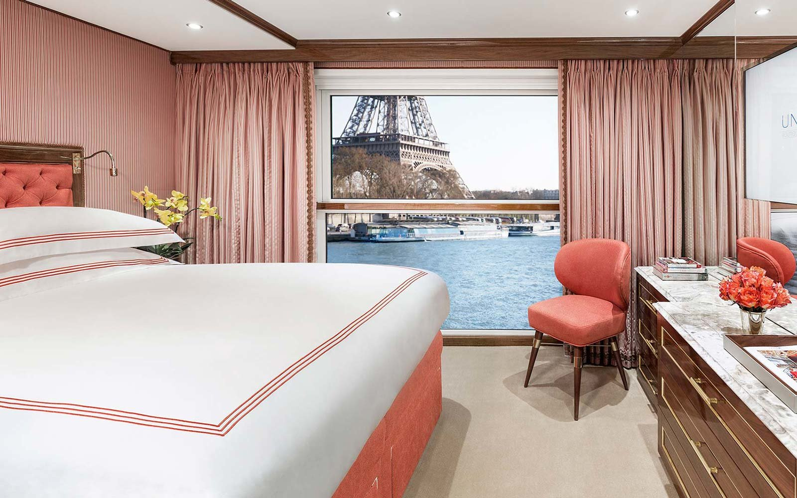 The Staterooms