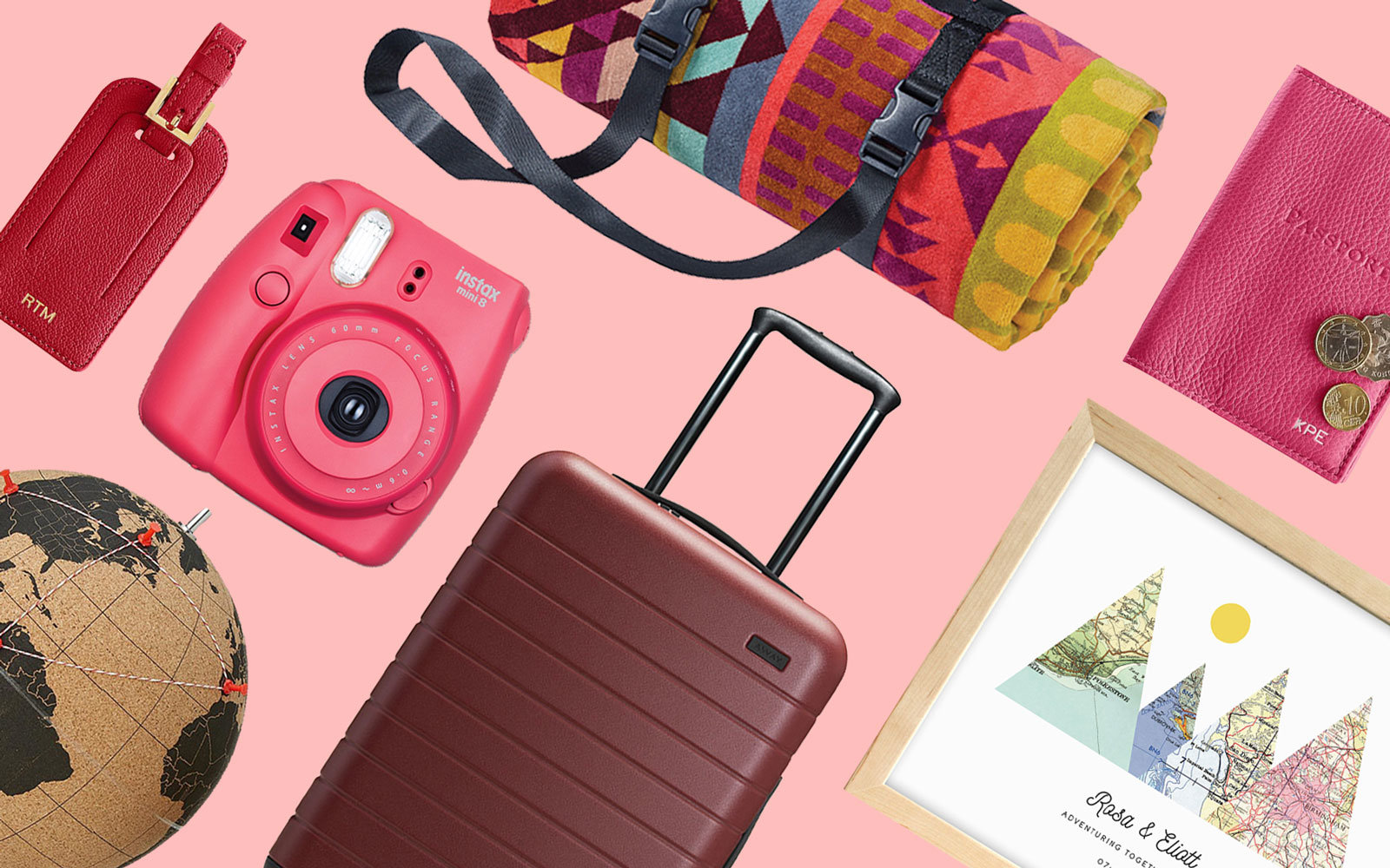 Samantha Brown Luggage Qvc: The Ultimate Valentine's Day Gift Guide
