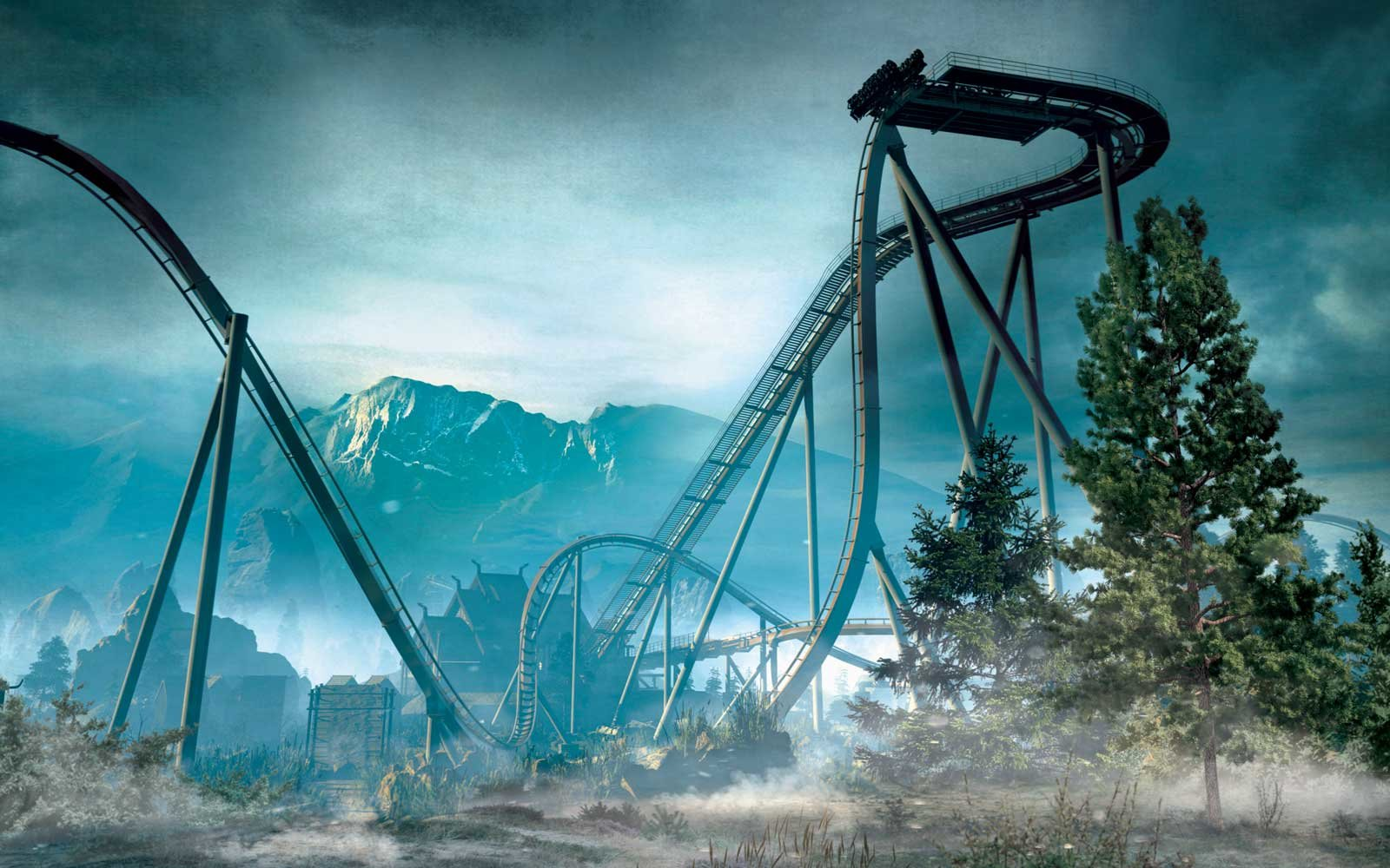Valkyria dive coaster coming to Liseberg amusement park in 2018