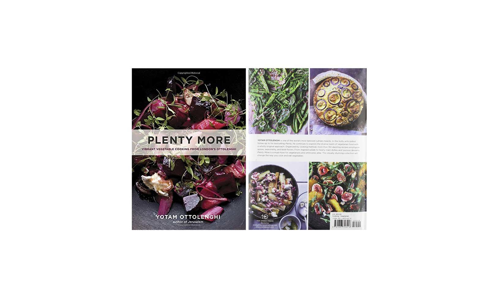 Vibrant Vegetable Cooking from London's Ottolenghi
