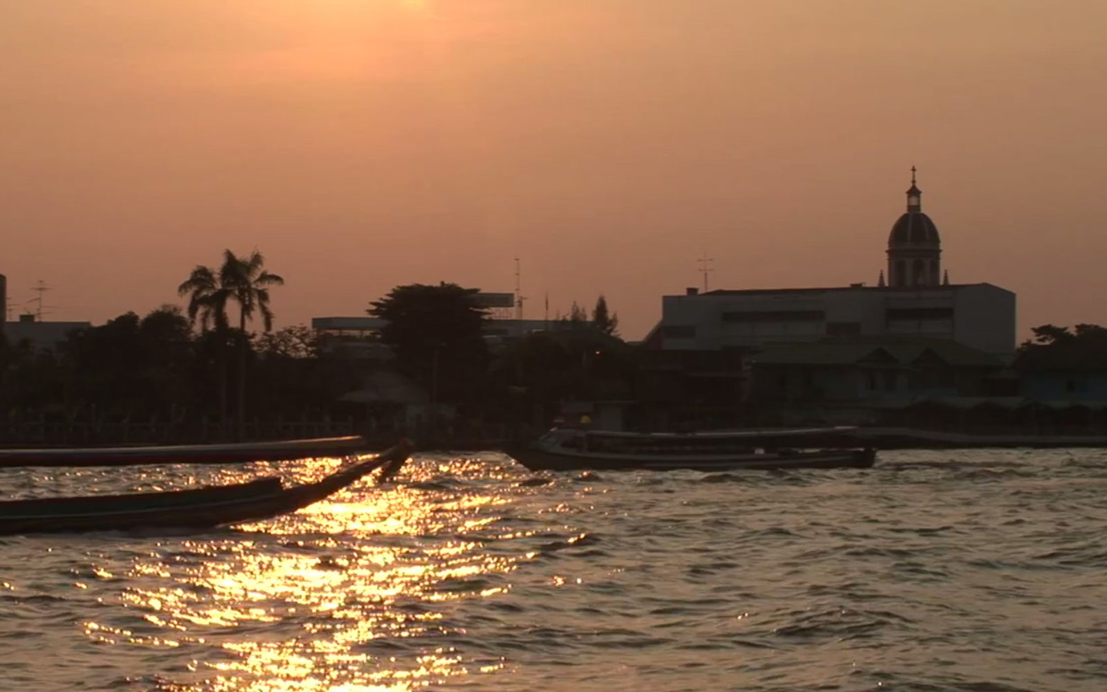 VIDEO: Five Things to Do in Bangkok