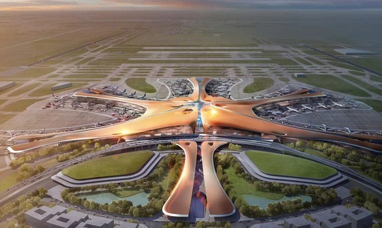 The World S Biggest Airport Will Open In 2019 Travel Leisure