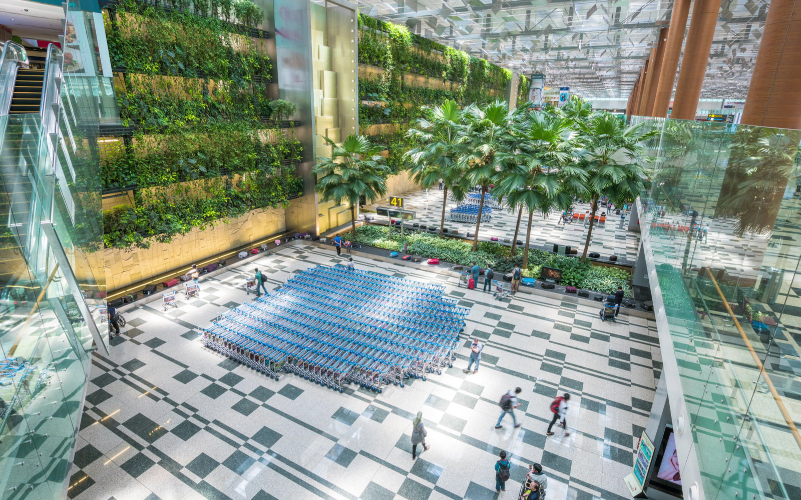 What Makes Singapore Changi Airport The Best International