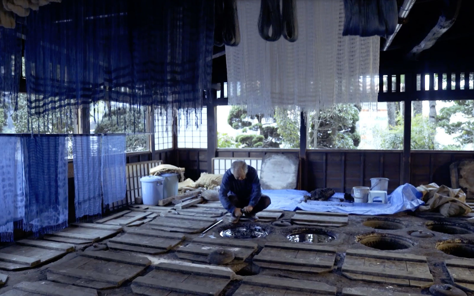 Indigo Is the One Souvenir You Should Bring Home From Japan — and This Family Has Been Making It for 200 Years (Video)