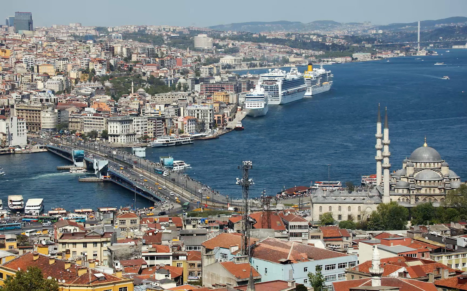 VIDEO: Five Things to Do in Istanbul