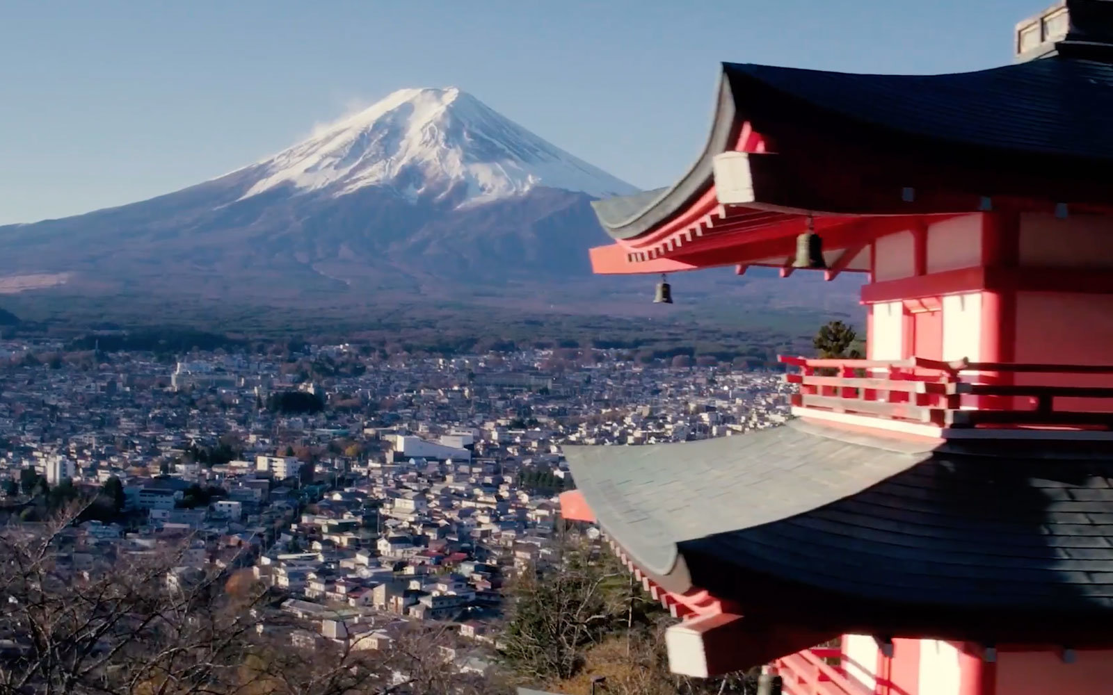 Why Japan Is Travel + Leisure's 2018 Destination of the Year (Video)