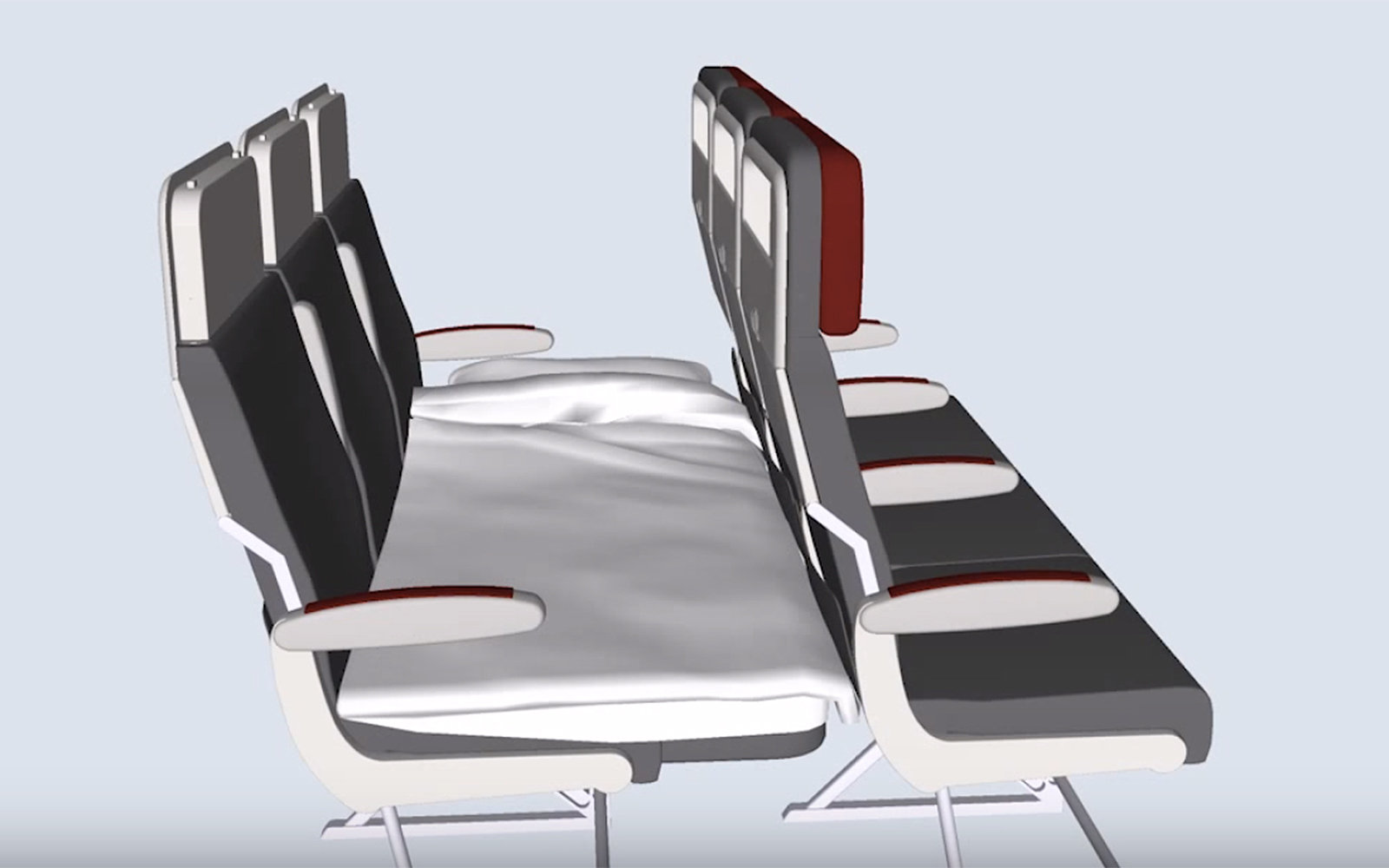 Lie Flat Seats Could Soon Be Available In Economy Travel