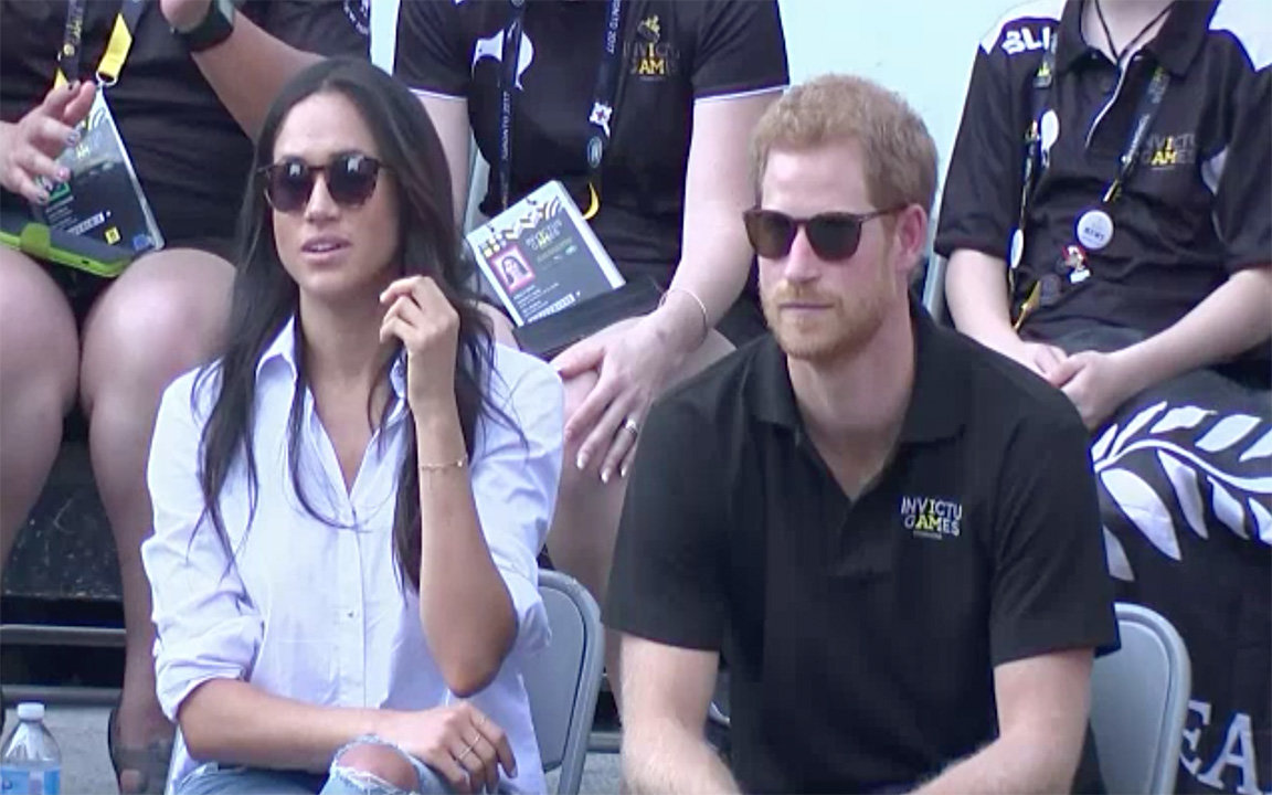 meghan markle helped prince harry kick a life