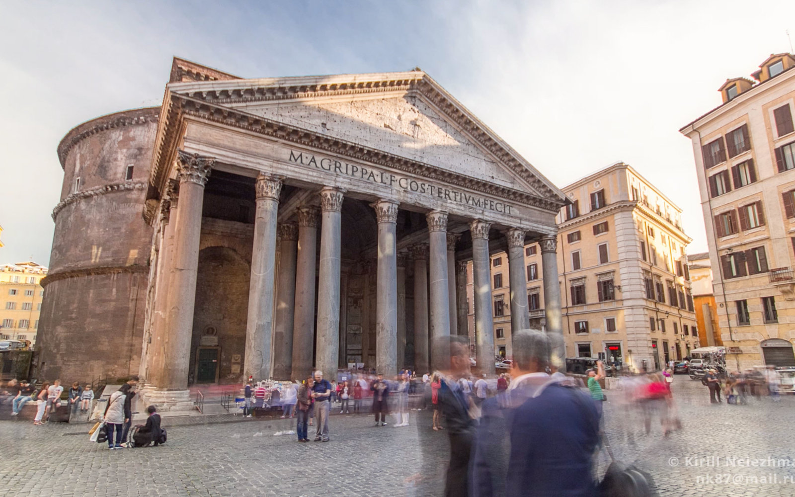 One of Rome's Most Famous Monuments Will Soon Charge Tourists to Enter