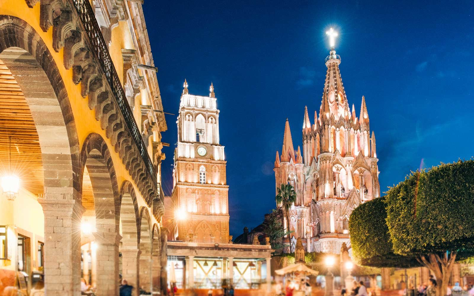 San Miguel De Allende Was Voted The Best In The World For