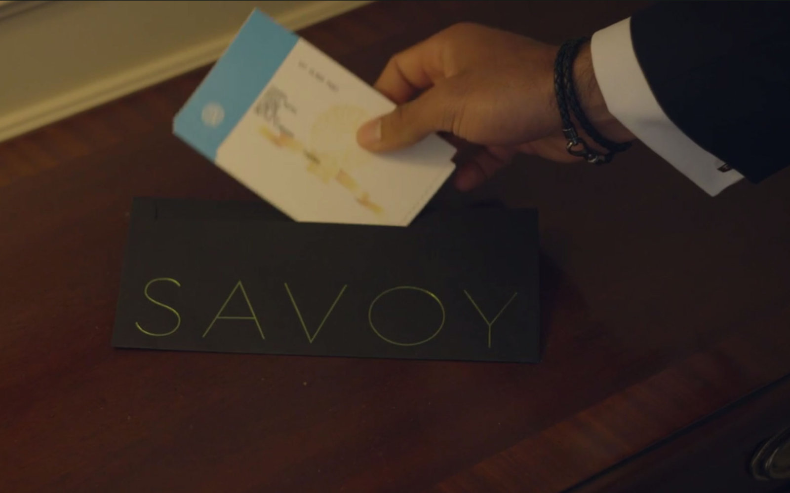 Jeremy Jauncey S Night Out At The Savoy Travel Leisure