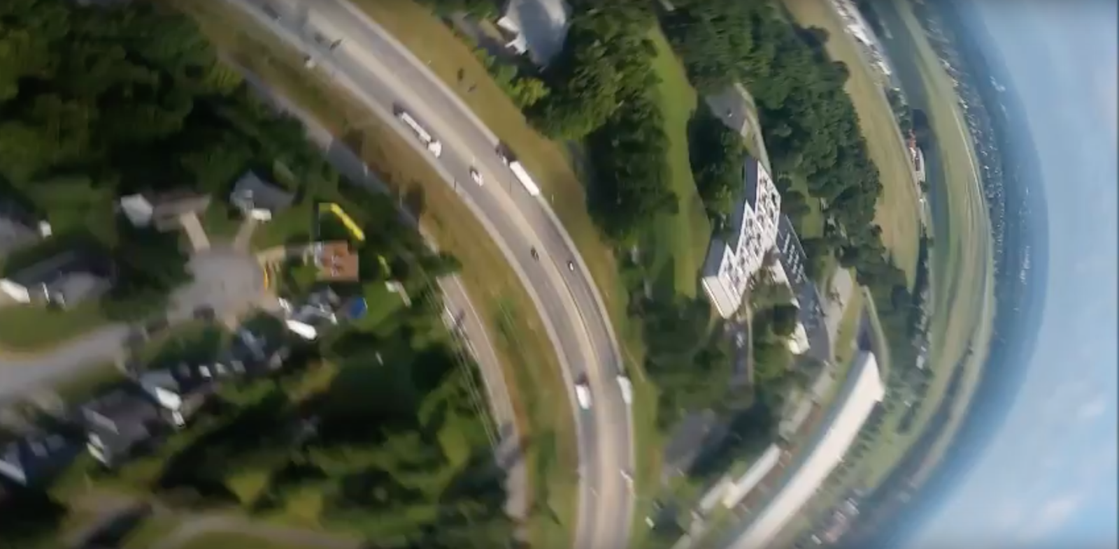 A Pilot Dropped His Phone From a Plane, and It Recorded the Entire Fall (Video)