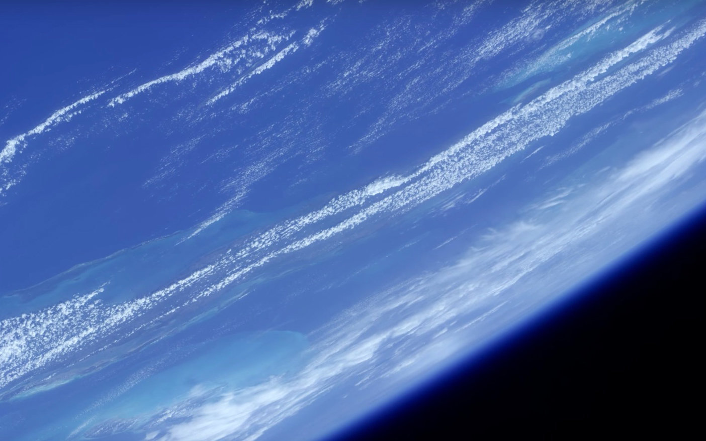 This Is What Earth Looks Like From Space Travel Leisure