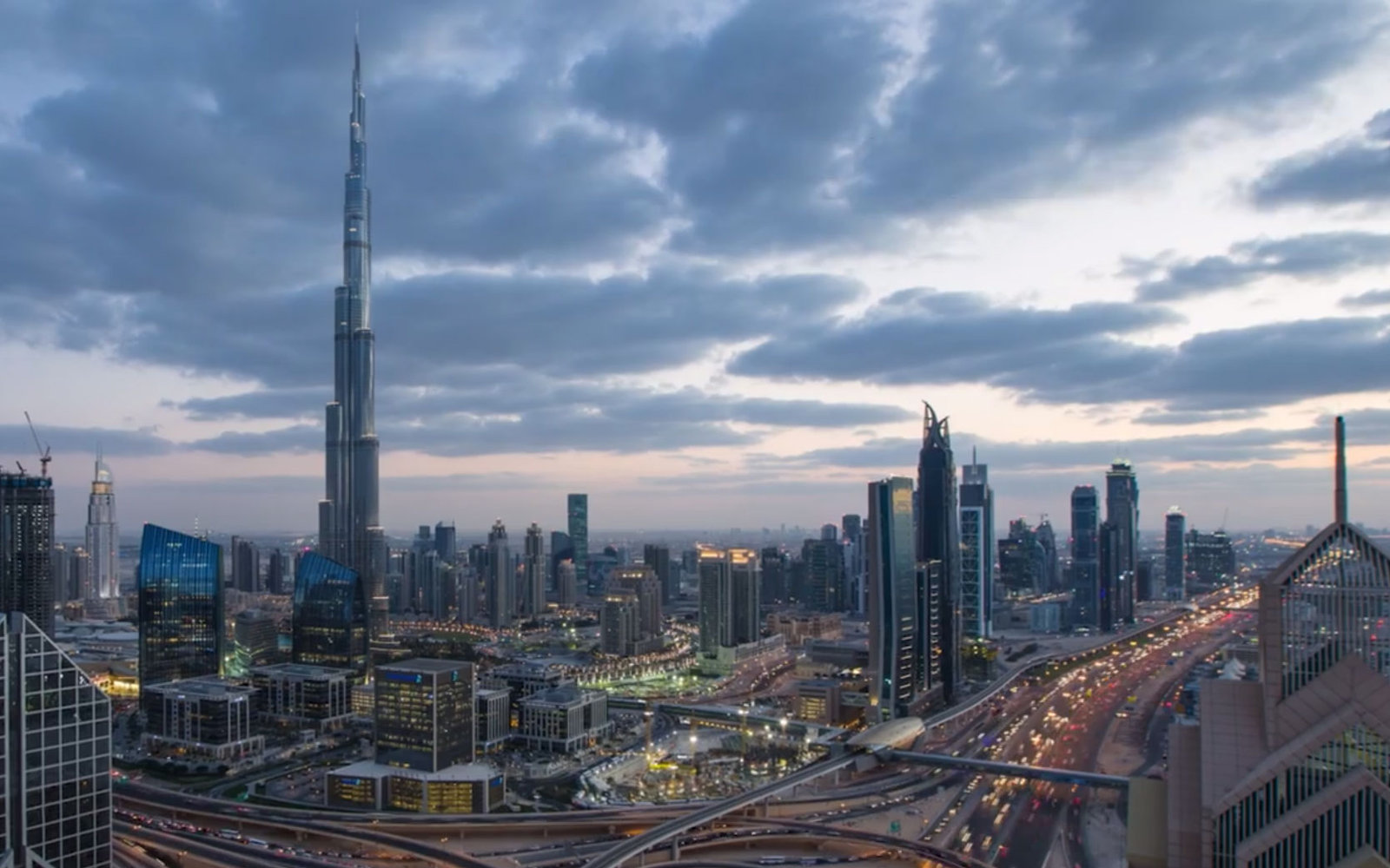 VIDEO: Five Things to Do in Dubai