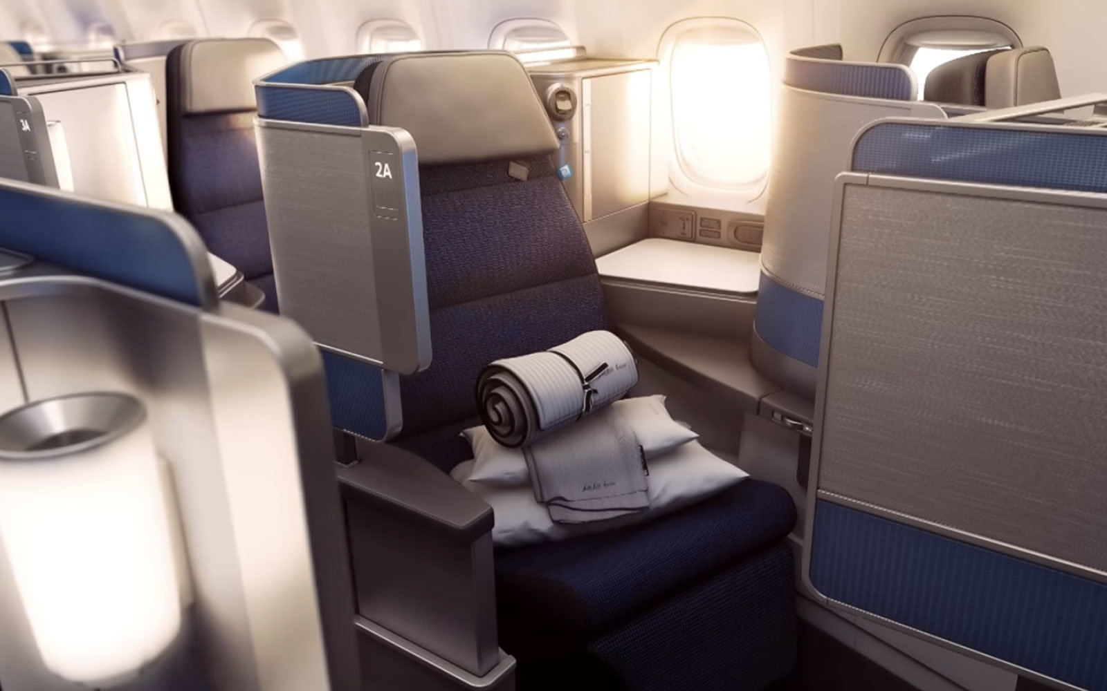 United S New Business Class Is Determined To Get You A