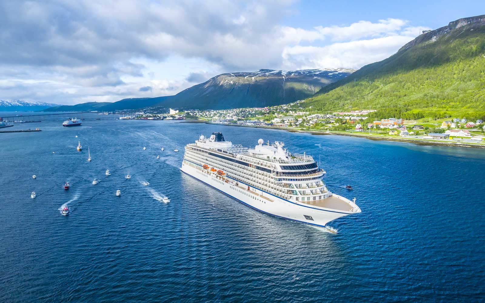 T+L Readers Chose This Cruise Line as Their Favorite for the 3rd Year in a Row