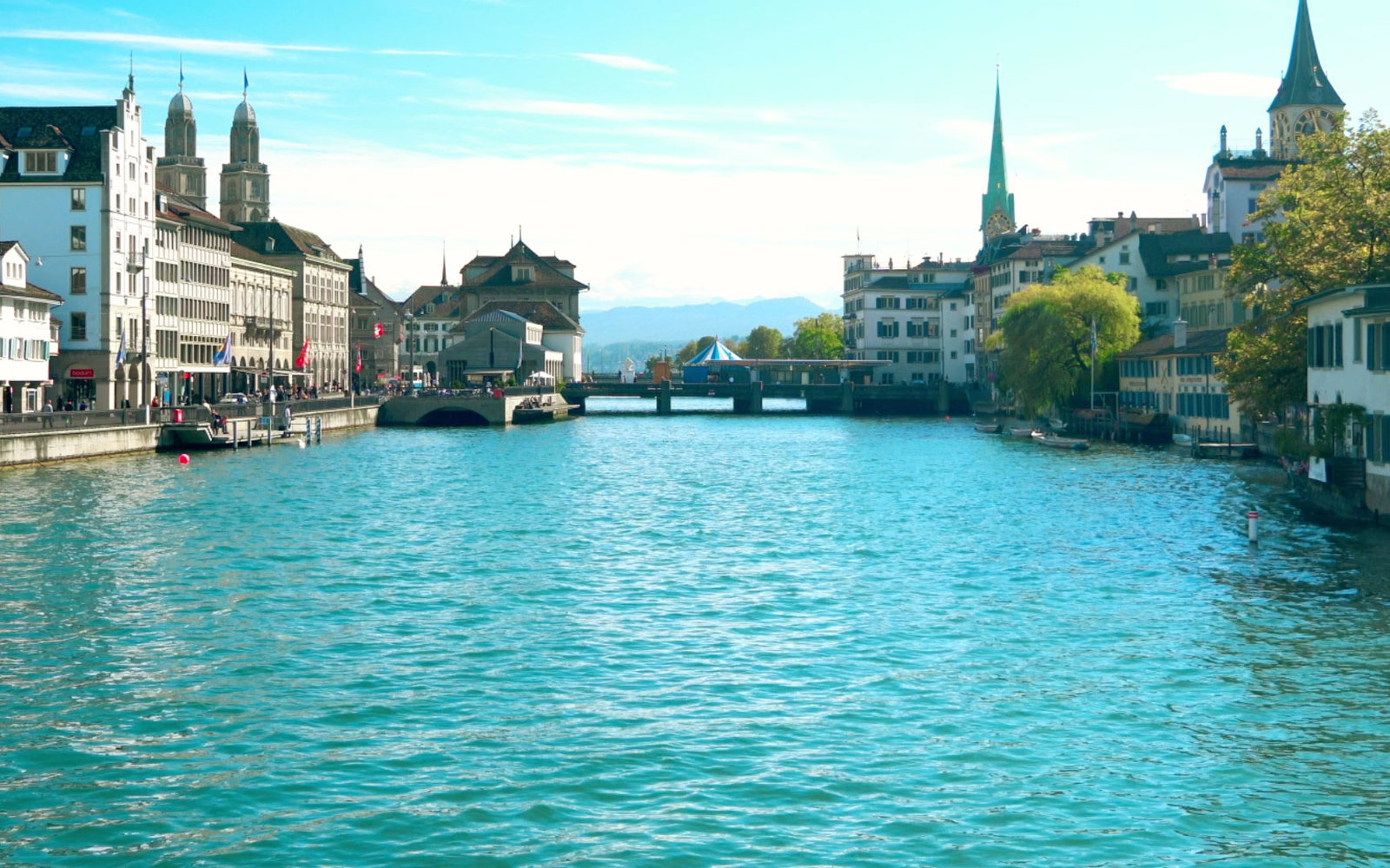 VIDEO: Five Things to Do in Zurich