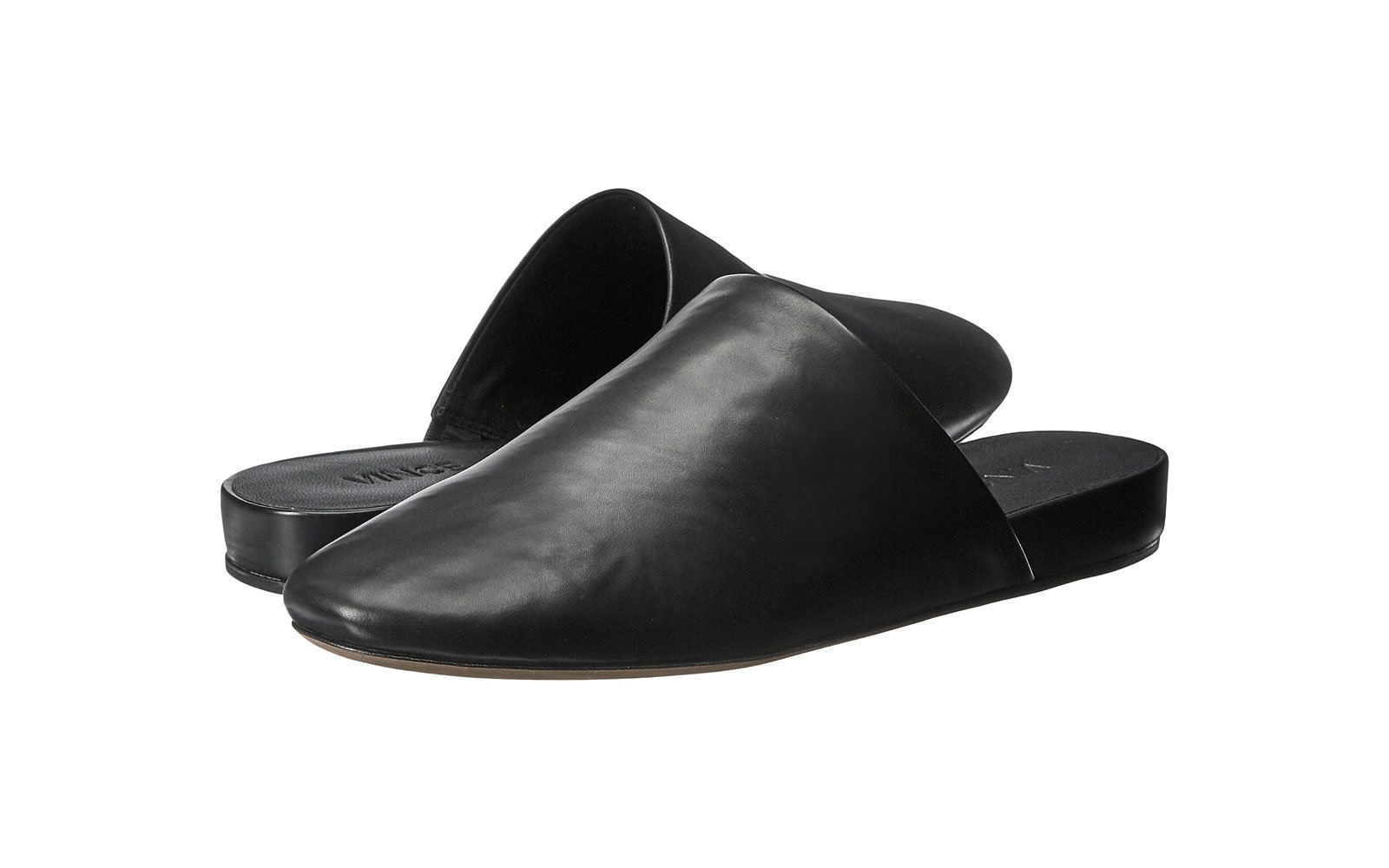 Vince Loafer Mules