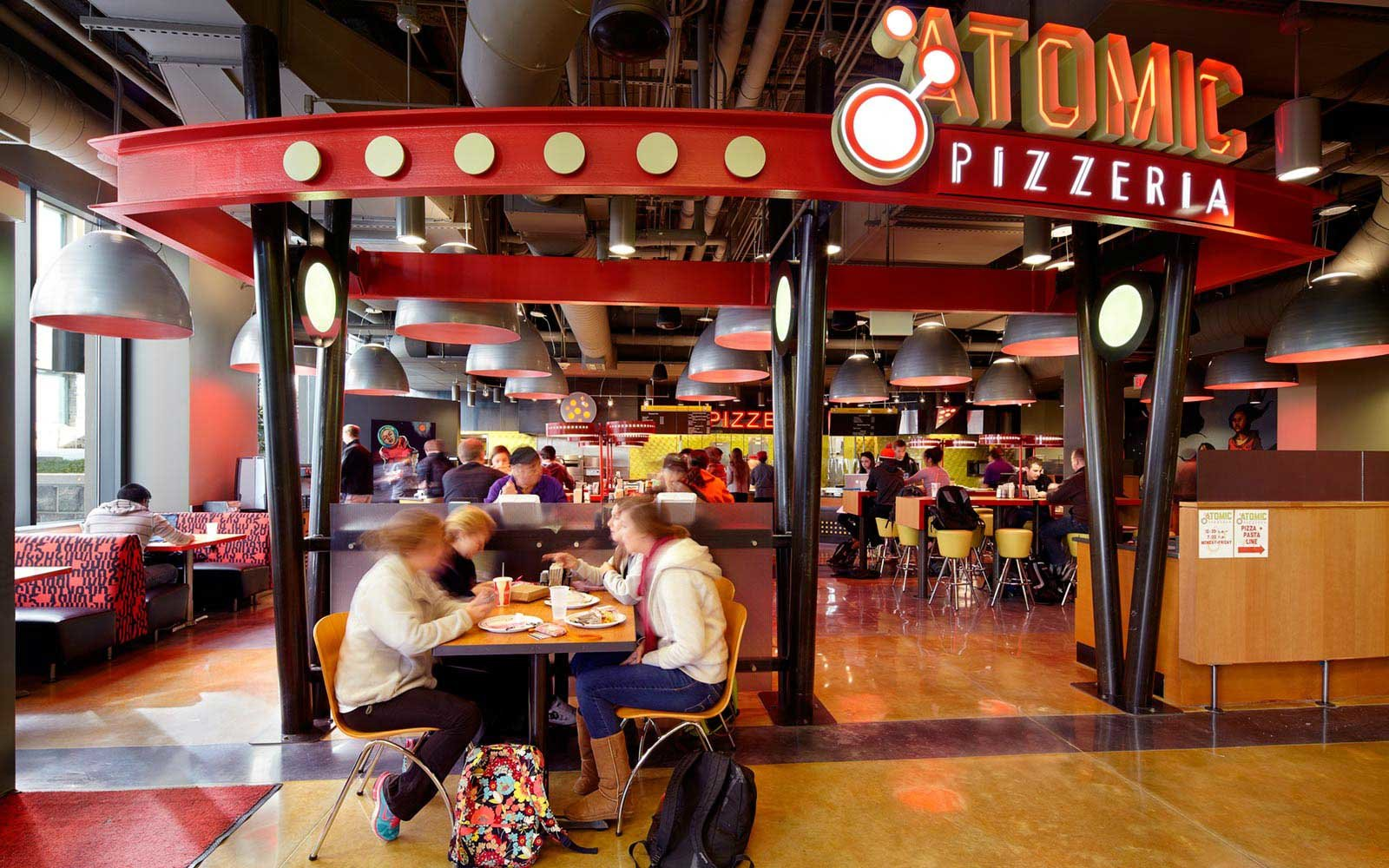 The best college food travel leisure the best college dining halls in america ccuart Gallery