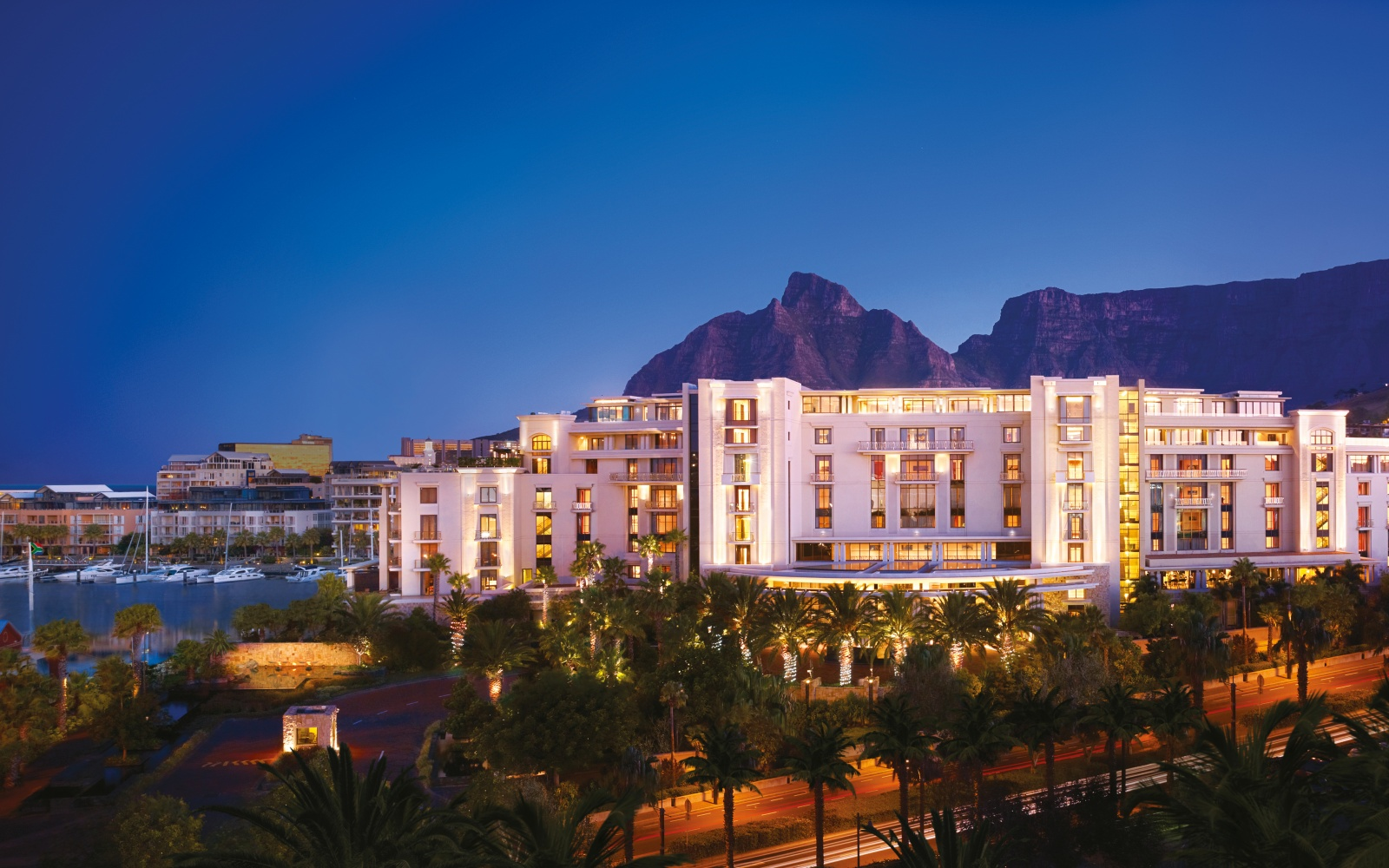 Best Hotel in Africa: One&Only Cape Town