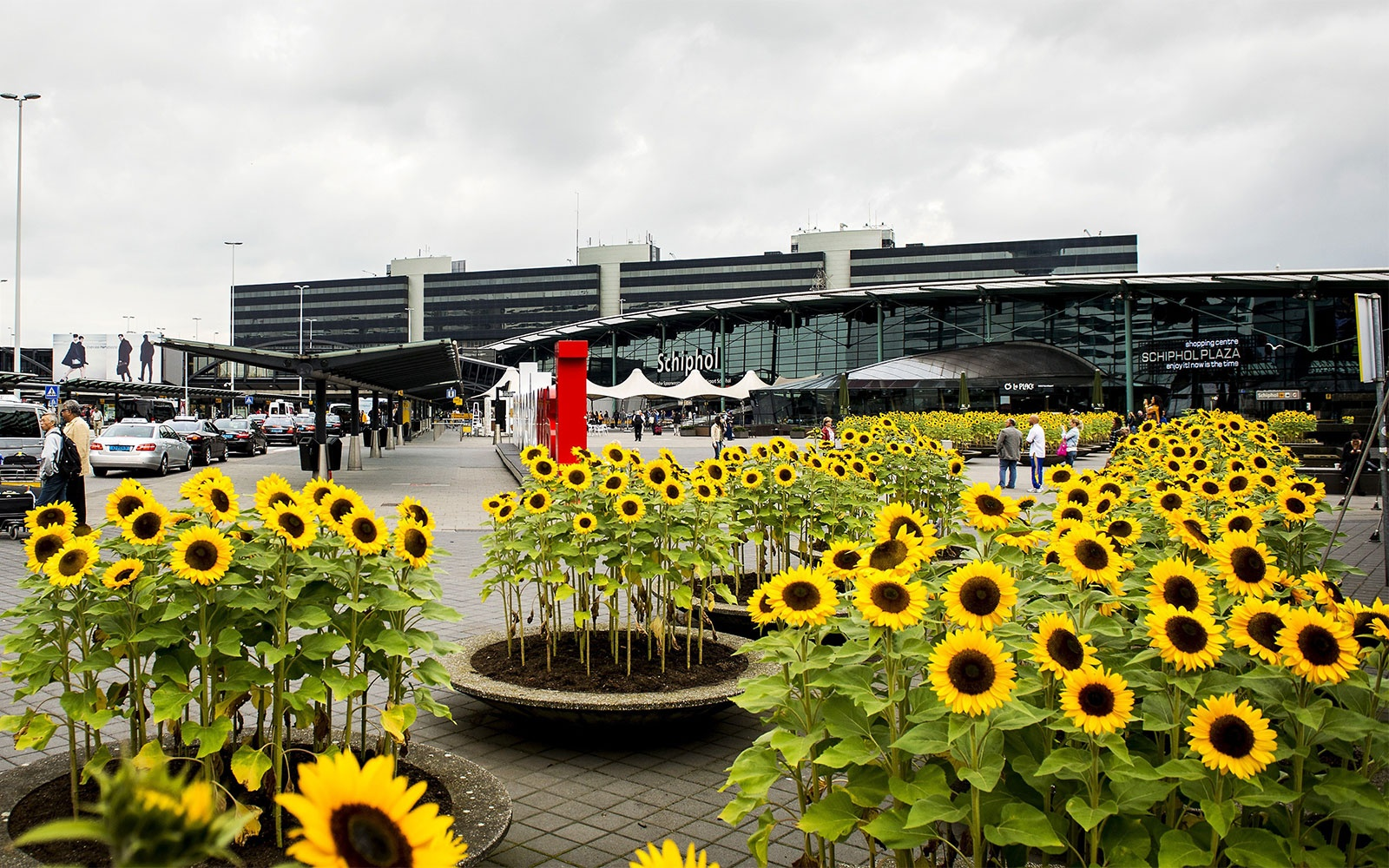 No. 3 International: Amsterdam Airport Schiphol, Netherlands