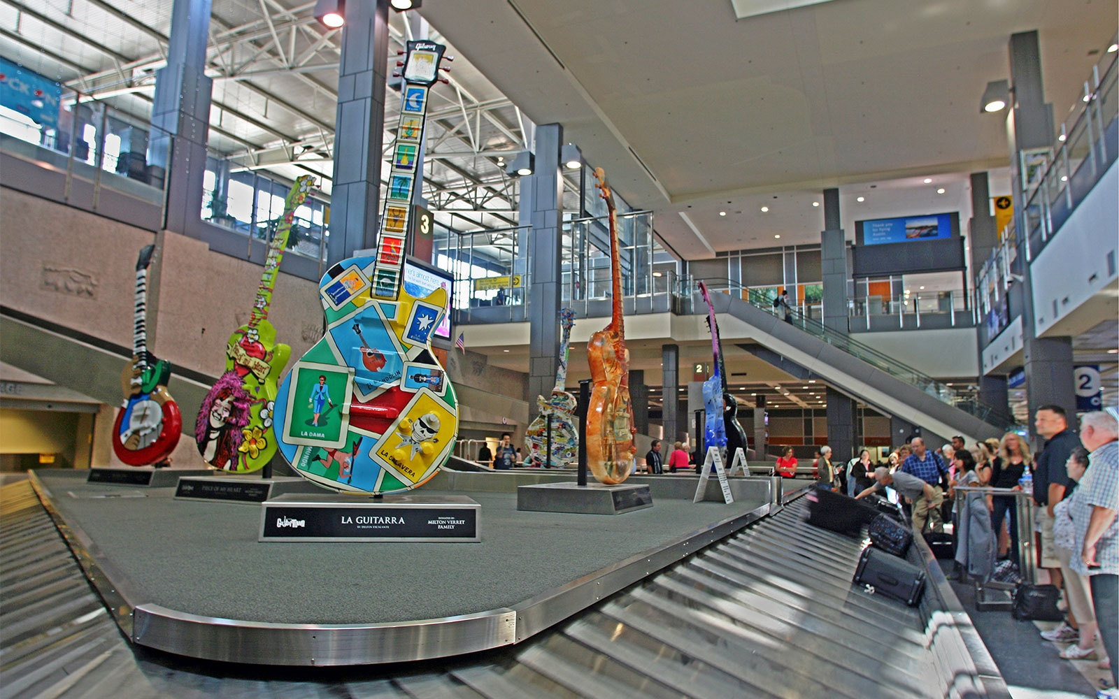 No. 5 Domestic: Austin-Bergstrom International Airport