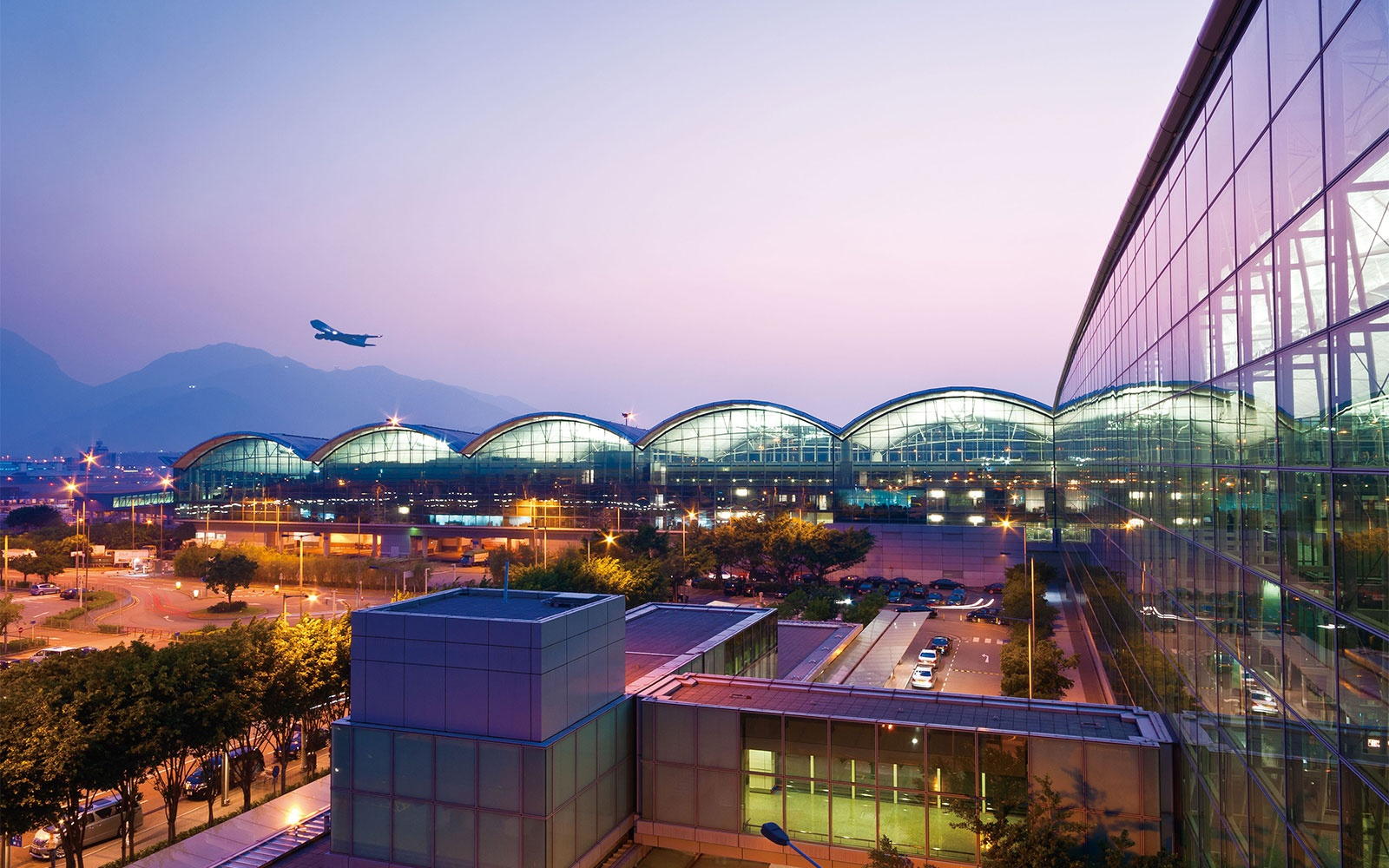 Best International Airport: Hong Kong International Airport