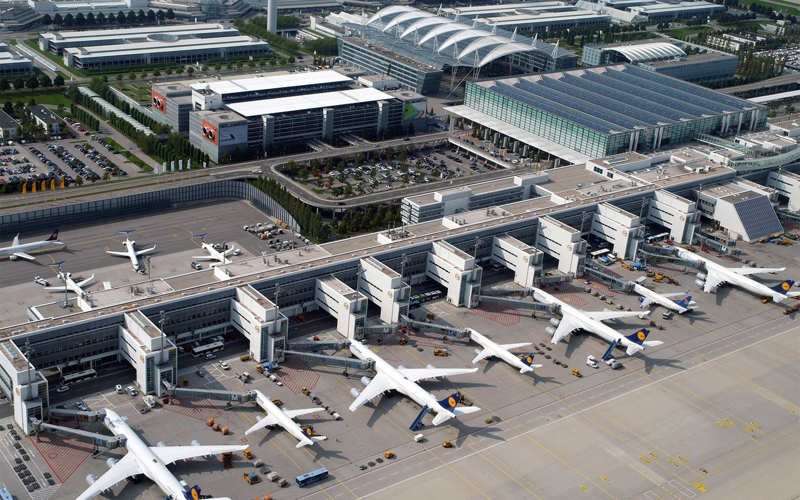 No. 5 International: Munich Airport, Germany