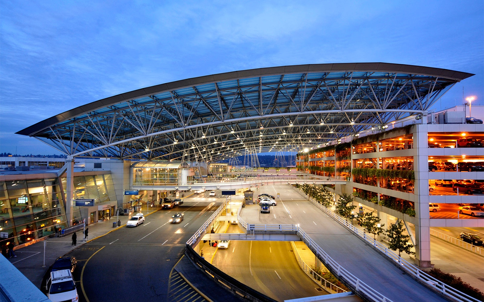 Best Domestic Airport: Portland International Airport