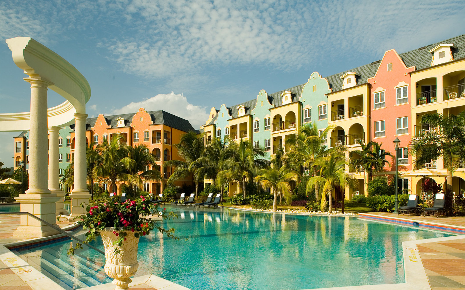 No.1: Sandals Whitehouse European Village & Spa, Jamaica