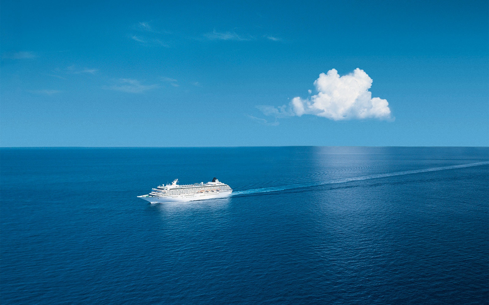 No. 1 Large-Ship Ocean Cruise Line: Crystal Cruises