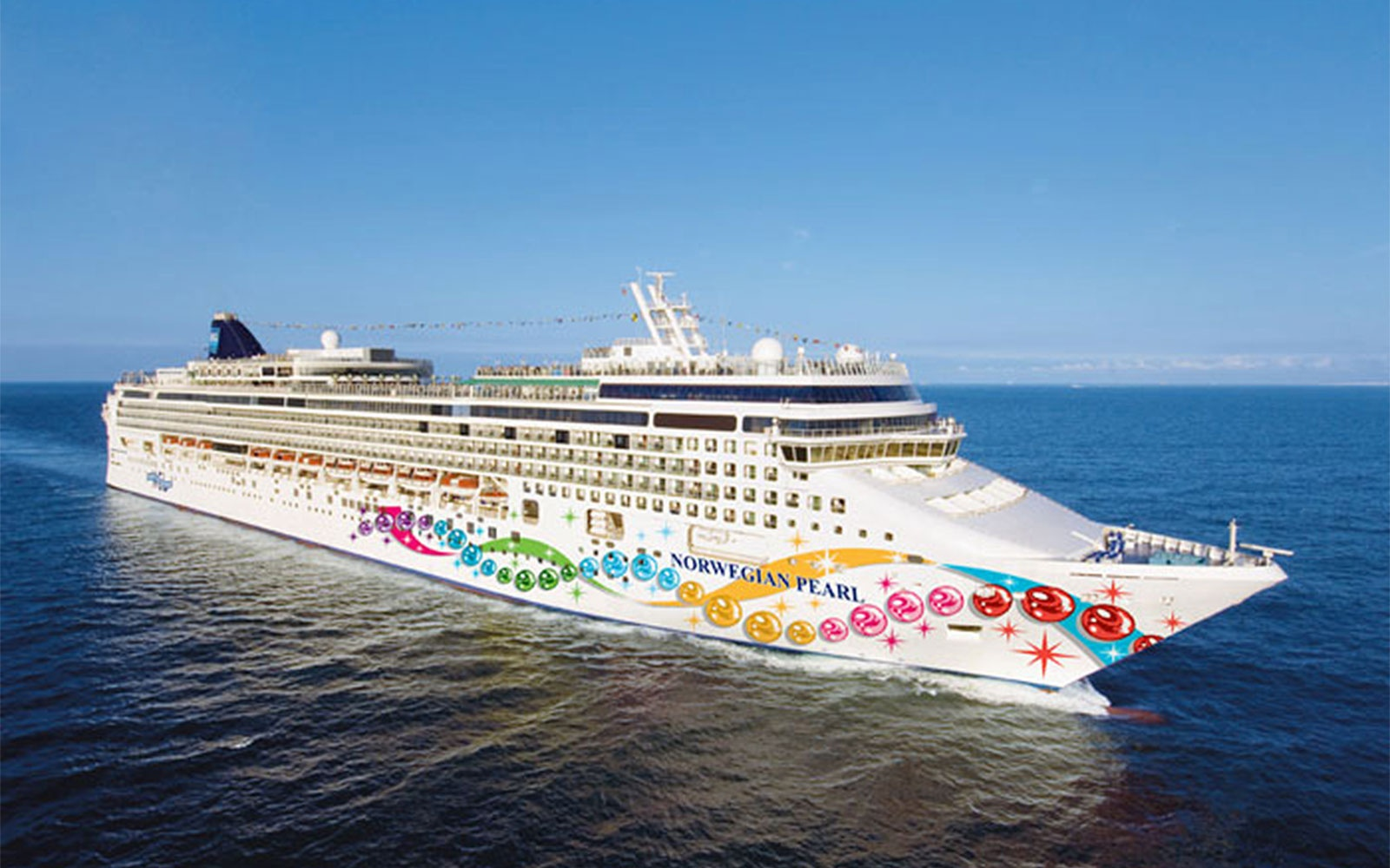 No. 10 Large-Ship Ocean Cruise Line: Norwegian Cruise Line
