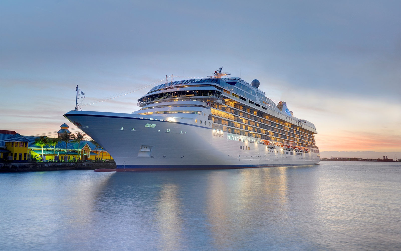 No. 4 Large-Ship Ocean Cruise Line: Oceania Cruises